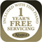 1 Years Free Servicing