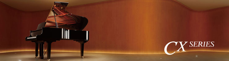 CX-series-banner Yamaha C5X Grand Piano