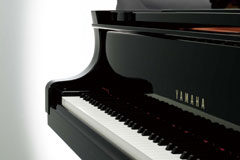 Yamaha C2X PE Grand Piano