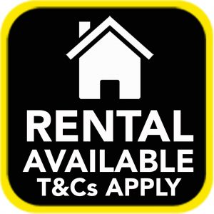 NEW rental page button